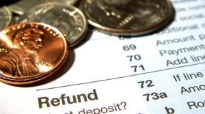 Accounting - refund