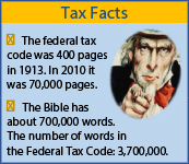 Tax Facts - Financial 1 Tax Services