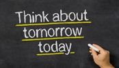 Financial 1 - Think About Tomorrow Today