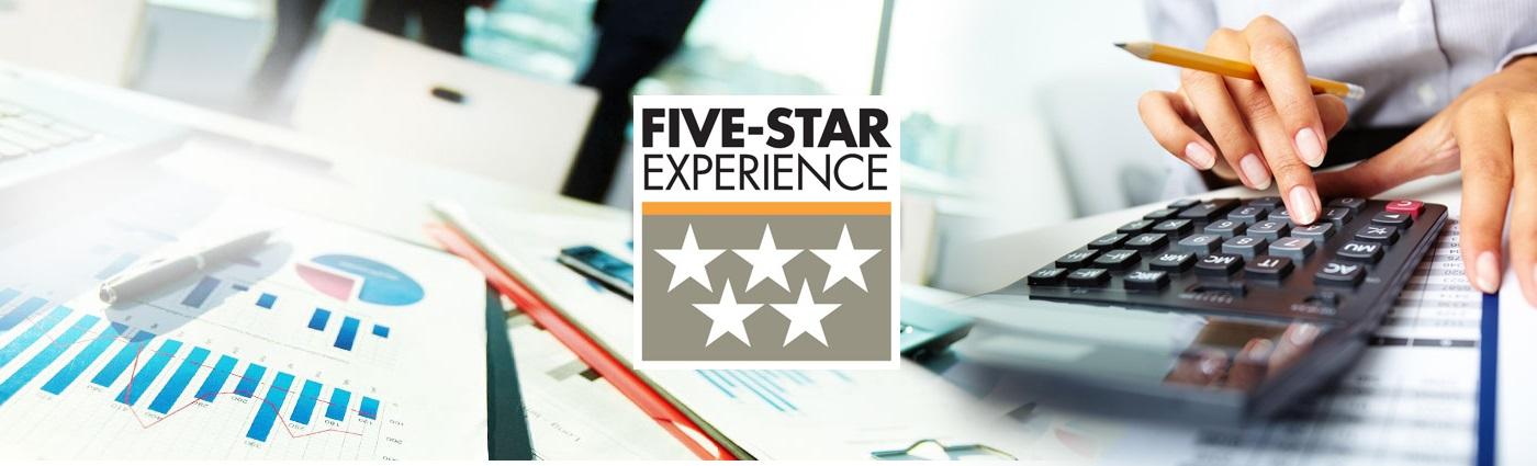 Financial 1 Tax - 5 Star Experience