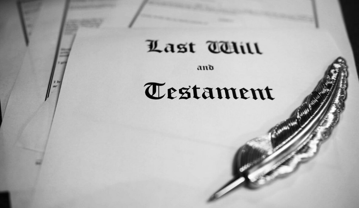 Last Will and Testament - Financial 1 Tax