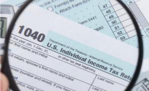 Financial 1 - Form 1040