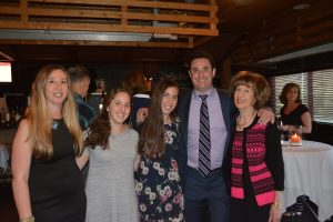 Client Appreciation Event at Stanford Grill May 3, 2018