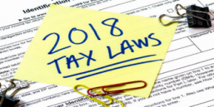 2018 Tax Laws, Financial 1 Tax