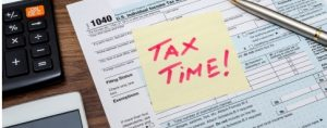 Tax Time 2019 at Financial 1 Tax Services