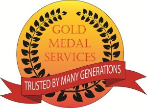 Gold Medal Services, Trusted by Many Generations