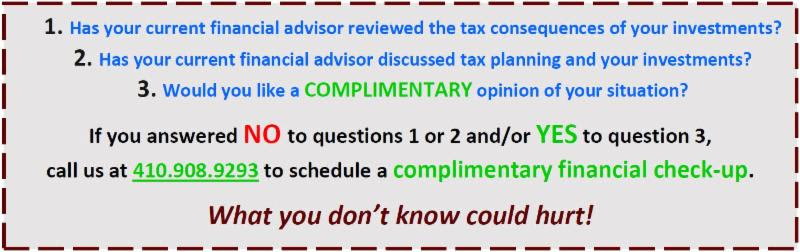 Questions to Ask 2020, Financial 1 Tax
