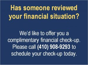 Reviewing Your Financial Situation, Financial 1 Tax